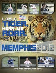 jm lexus augusta ga 2012 memphis fall sports fact book by university of memphis