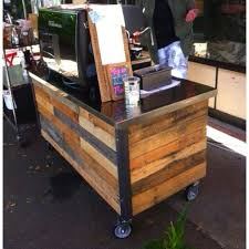 Pop A Top Bar Best 25 Coffee Carts Ideas On Pinterest Mobile Coffee Shop