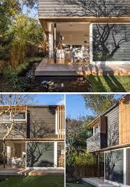 contemporary barn house a contemporary barn inspired home in sydney contemporist
