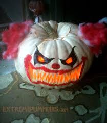 100 evil clown pumpkin hallerween pinterest evil clowns