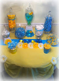 Charming Rubber Ducky Themed Baby Shower Decorations 51 For Your