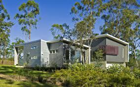 stunning split level sloping block homes civic steel