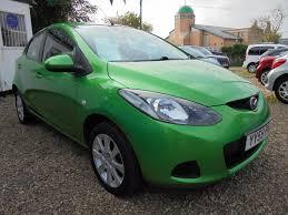 green subaru hatchback used mazda 2 green for sale motors co uk