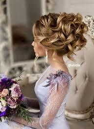 chignon mariage idée de coiffure mariage pour les cheveux longs mariage