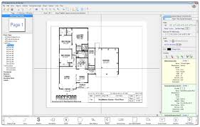 Software Floor Plan by Residential Wire Pro Software Draw Detailed Electrical Floor Plans