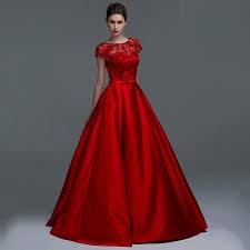 simple red wedding dress naf dresses