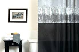 Black Backdrop Curtains Black And Silver Glitter Shower Curtain Backdrop Curtains White