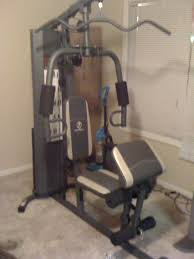 marcy mwm 950 home gym exercises the gym