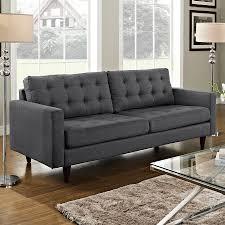 modern sofas enfield gray sofa eurway furniture