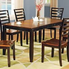 steve silver company abaco rectangular casual dining table in