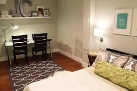 apartments small basement bedroom ideas with corner study desk