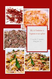 site cuisine indienne 1 recette italienne riz à l indienne à l agneau et au safran