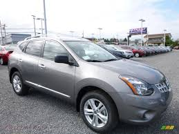 black nissan rogue 2015 2015 nissan rogue select s awd in platinum graphite 770459