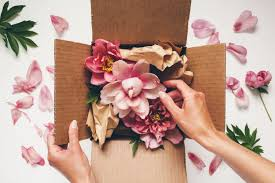 mail flowers menstruation delivery kits period products shipped direct to your
