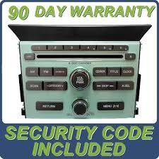 what is the code for honda pilot radio 03 honda pilot radio code 28 images purchase 03 05 honda pilot