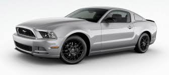 2014 Black Mustang The 2014 Mustang With The New Fp6 Appearance Package Is One