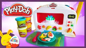 play doh cuisine pate à modeler play doh cuisine dans le four magique titounis
