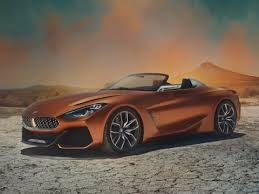 is a bmw a sports car bmw unveils z4 concept sports car at pebble business