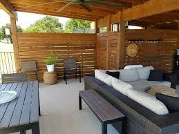 house review outdoor living spaces professional builder austin patio builder austin decks pergolas covered patios