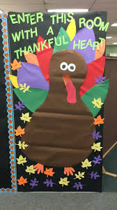 cool thanksgiving door decorations decor fall into learning door