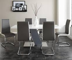 7 piece dining room sets steve silver nevada 7 piece dining set with ergonomic breuer