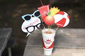 printable photo booth props summer lifesapeach with free summer photo booth props smoothie king