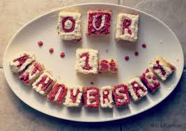 wedding quotes on cake 1st wedding anniversary cake decorating of party
