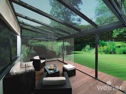Outdoor Glass Patio Rooms - frameless conservatory living room pinterest glass room