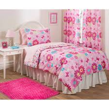 Daisy Crib Bedding Sets by Mainstays Kids Daisy Floral Bed In A Bag Bedding Set Walmart Com