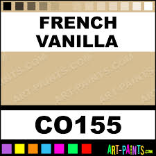 french vanilla bisque ceramic porcelain paints co155 french