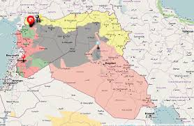 Maps Syria by Syria Might Need To Be Dismembered Says America U0027s Spymaster