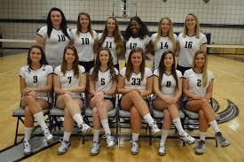 2016 women u0027s volleyball roster dalton state