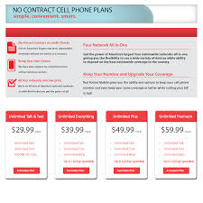 Mobile Plans by Cell Phone Plans Red Pocket Mobile