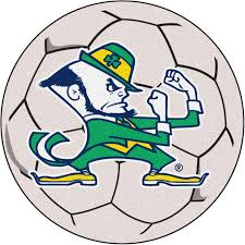notre dame soccer ball interiordecorating