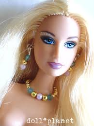 beautiful barbie faces collection ebay