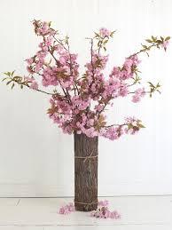 picture an indoor cherry blossom arrangement hgtv