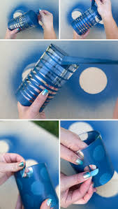 learn how to make painted and frosted glass jars frosted glass