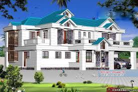 Luxury Home Design Kerala 2800 Square Feet 4bhk Kerala Luxury Home Design With Plan Home