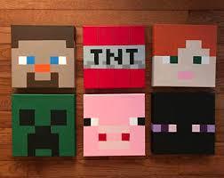 Minecraft room decor