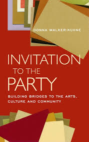invitation to media to cover an event invitation to the party building bridges to the arts culture and