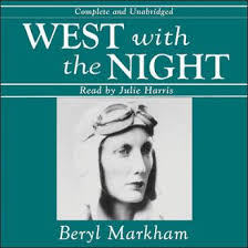 with the audio book by beryl markham audiobooks