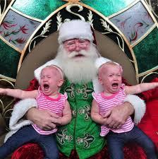 pictures scared of santa sun sentinel