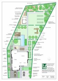 irregular lot house plans interesting example of using clearly shaped lawns to order an