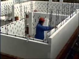 how to build a concrete block house icf insulated concrete forms block blocks house project construction