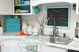 how to install a kitchen faucet and introducing pasadena mom 4 real