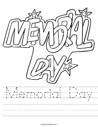 ideas collection memorial day worksheets for your free download