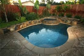 Pool In Backyard by Small Backyards With Inground Pools Pools 5 Feng Shui Tips