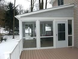 Enclosed Patio Windows Decorating Enclosed Patios Images Medium Size Of Small Enclosed Front Porch
