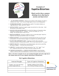 Mental Health Worksheets For Adults Psychoeducational Handouts Quizzes And Activities