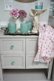Vintage Americana Decor The Little White Cottage In The Woods Painted Furniture And Mirrors